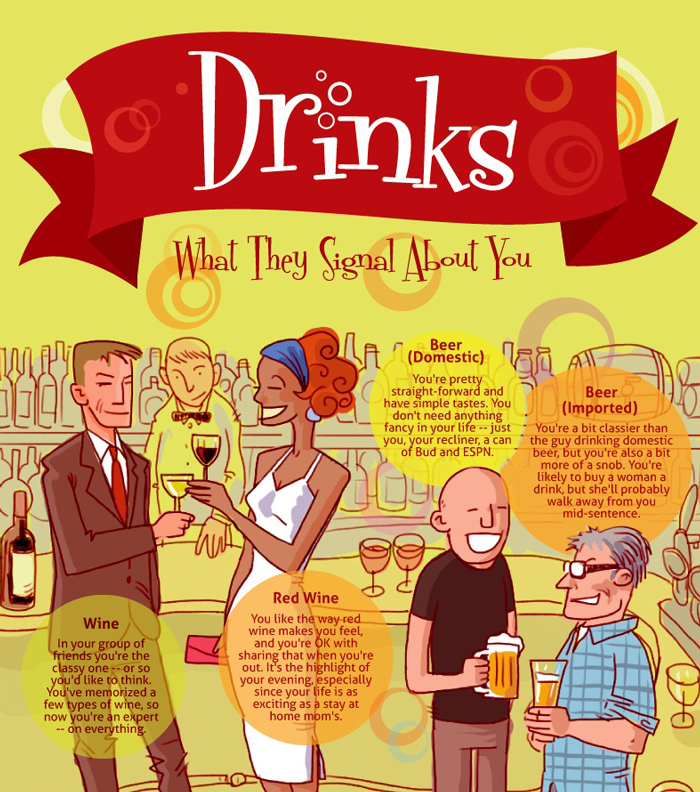 WhatYourDrinkSayscover